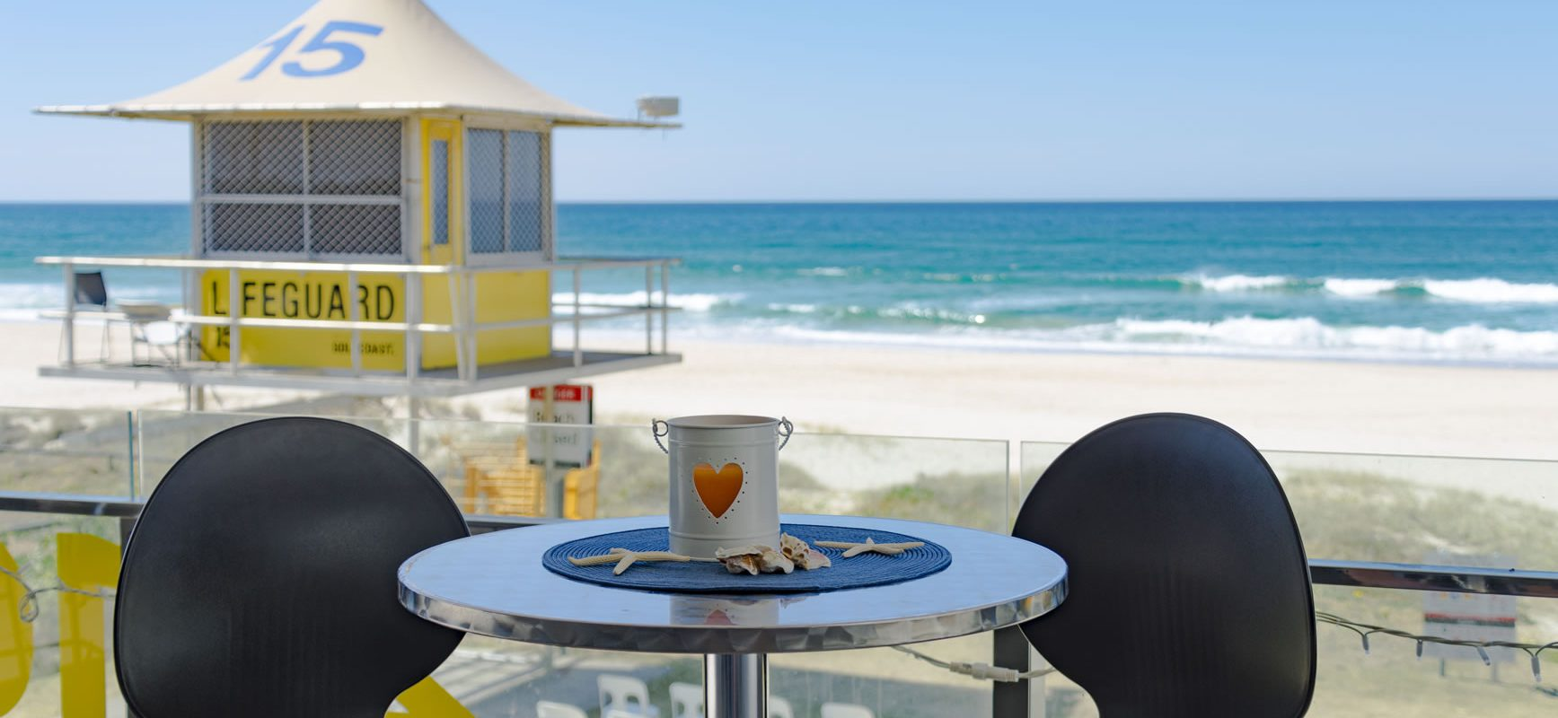Beachfront wedding venue Gold Coast Australia