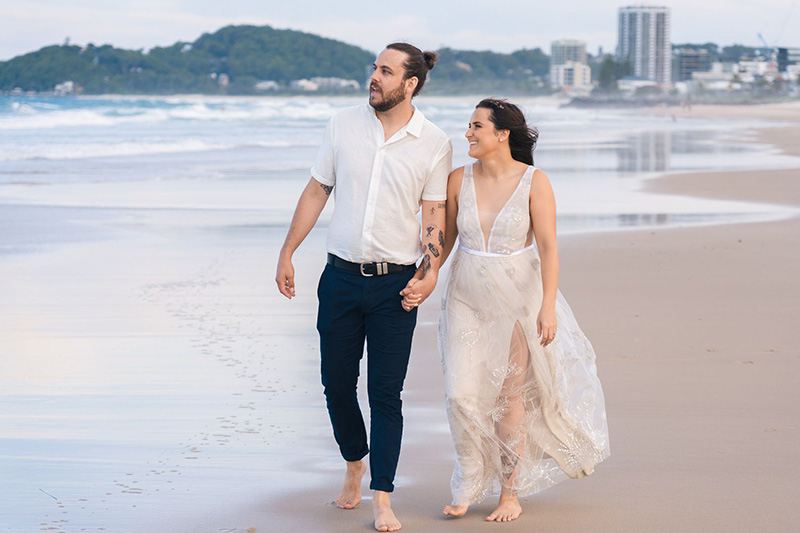 beach wedding gold coast venue hire